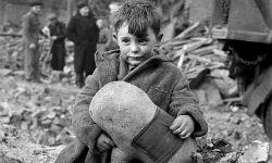 Детство, опаленное войной  (детям-узникам фашистских концлагерей посвящается…)