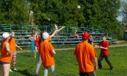 IV городские соревнования по народным играм-2014