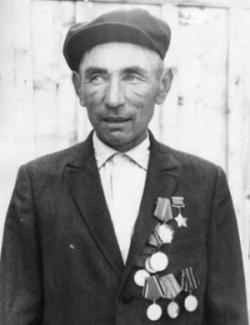 Алексеев Евсей Алексеевич
