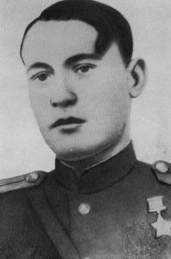 Лебедев Михаил Васильевич