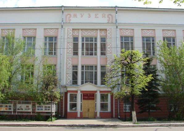 Национальный музей Республики Марий Эл им.Т.Евсеева
