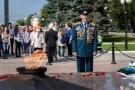 Торжественный митинг в годовщину окончания Второй Мировой войны