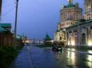 Ночь музеев под аккомпанемент дождя