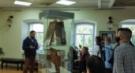 Встреча с руководителем Царевококшайской иконописной мастерской