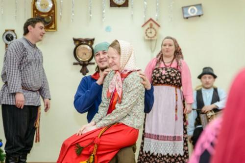 Вечорка-2016. Фотограф: Алексей Комелин
