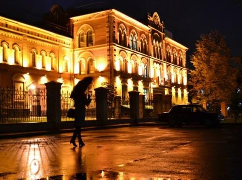 """На улицах города"". Фото: Александра Рябинина"