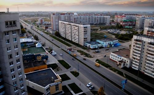 "Проект ""Roofing"". Фото: Анатолий Жиляев"