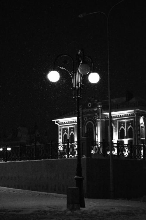 """Одинокий фонарь"". Фото: Ирина Рачкова"