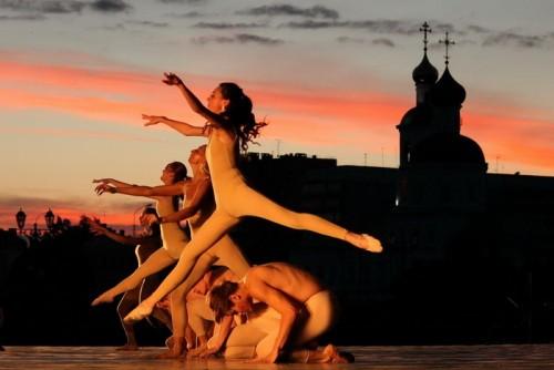 """Из серии """"Балет"""". Фото: Татьяна Серебрякова"""